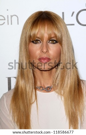 Rachel Zoe at the Elle Magazine 17th Annual Women in Hollywood, Four Seasons, Los Angeles, CA 10-15-12 - stock photo