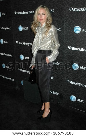 Rachel Zoe  at the Launch Party for Blackberry Bold. Private Residence, Los Angeles, CA. 10-30-08 - stock photo