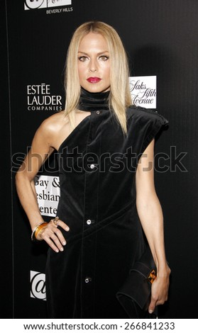 Rachel Zoe at the Los Angeles Gay And Lesbian Center Homeless Youth Services Benefit held at the Sunset Tower in West Hollywood on January 23, 2012.  - stock photo