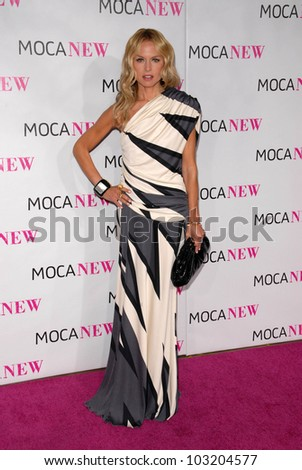 Rachel Zoe at the MOCA New 30th Anniversary Gala, MOCA Grand Avenue, Los Angeles, CA. 11-14-09 - stock photo