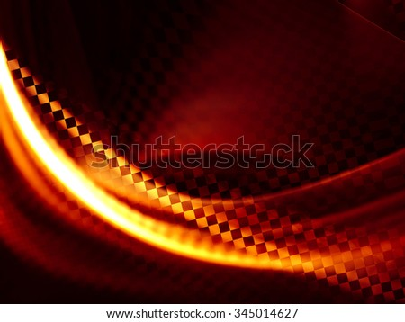 Racing abstract background. It contains elements of the checkered flag, suitable for design of the categories of speed, racing, rally, sports - stock photo