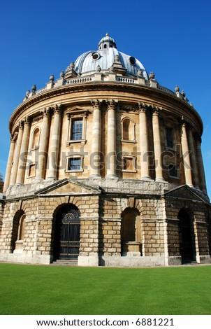 Radcliffe Camera, Oxford - stock photo
