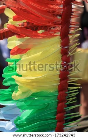 rainbow - stock photo