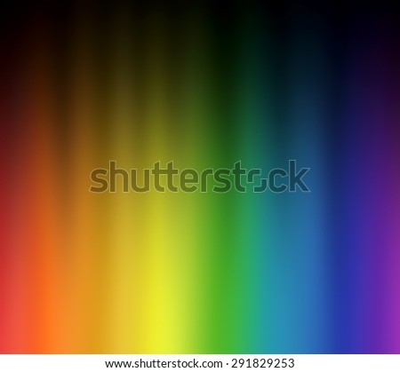 rainbow gradient background. Gay and LGBT flag. Gay culture symbol.  - stock photo