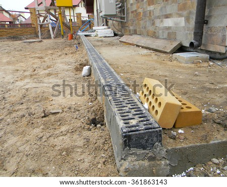 Drainage Stock Photos Images Amp Pictures Shutterstock