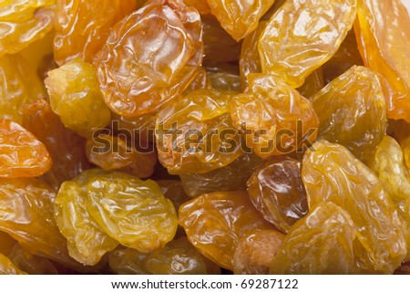 Raisin - stock photo