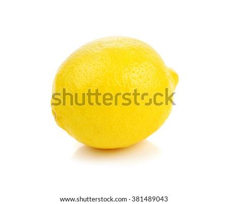 raisin on a white background - stock photo