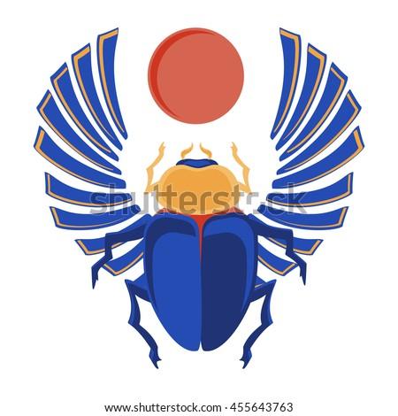 egyptian symbols scarab - photo #20