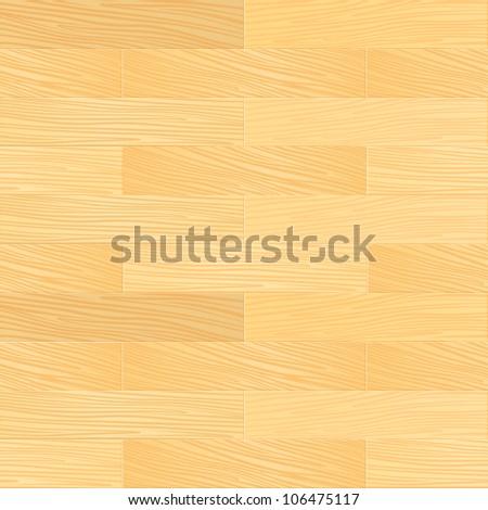 Raster version. Parquet Seamless Pattern. Illustration for You design - stock photo