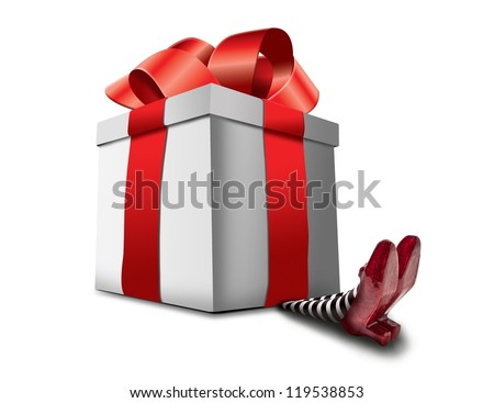 Re gifting - stock photo