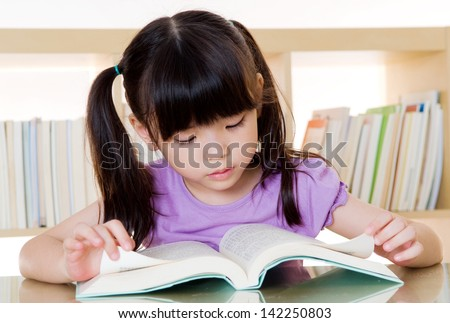 reading  - stock photo