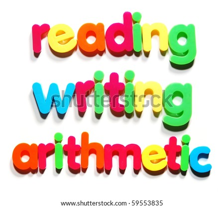 reading writing and arithmetic shared files: