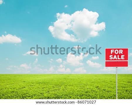 Real estate conceptual image - stock photo