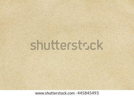 Recycled brown paper texture background for design with copy space for text or image. - stock photo