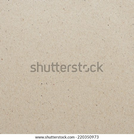 Recycled paper texture with natural fiber parts - stock photo