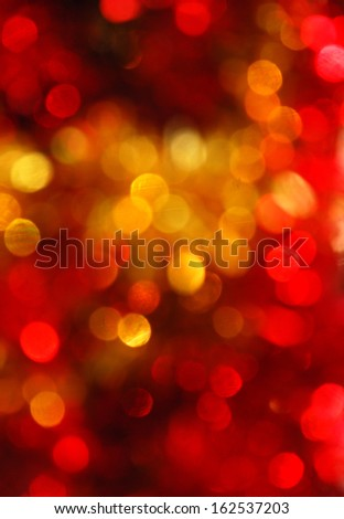 red and gold - stock photo