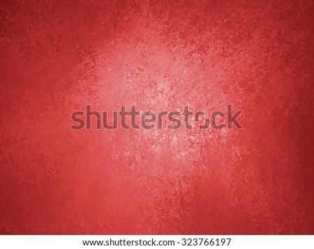 red background with texture. elegant red Christmas background color. - stock photo