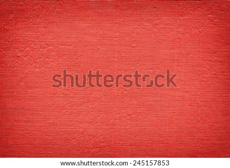 red book cover background with space for text or image - stock photo