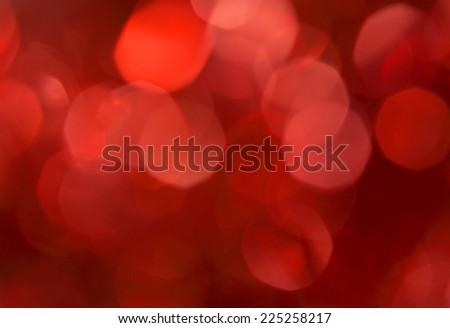 red festive background - stock photo