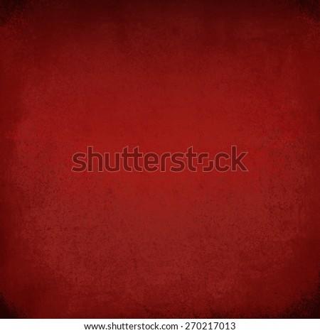 red grunge pattern - stock photo