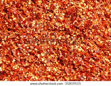 Red hot chili pepper - stock photo