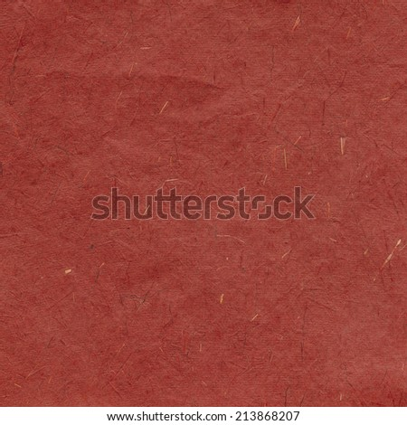 Red paper background - stock photo