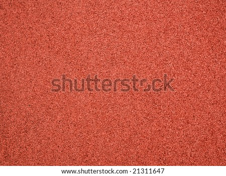 Red racetrack texture - stock photo