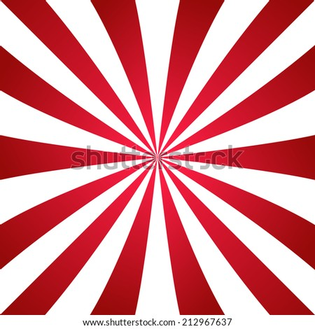 Red ray design pattern - jpeg version - stock photo