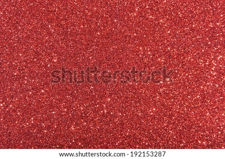 red sequins - stock photo