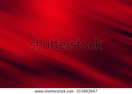 red silk or satin - abstract  background - stock photo