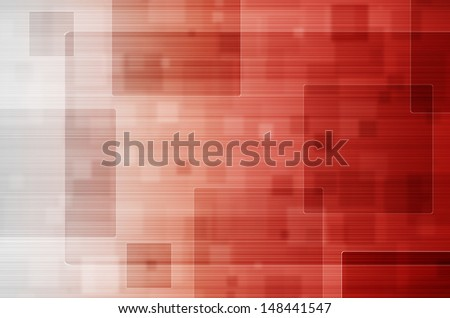 red textural abstract background. - stock photo