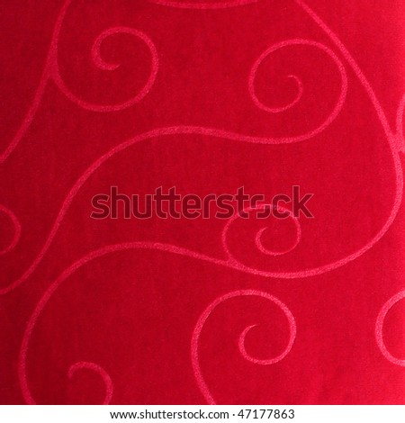 Red texture - stock photo