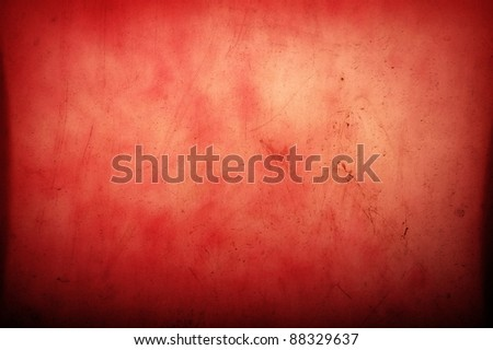 red texture , abstract grunge background - stock photo