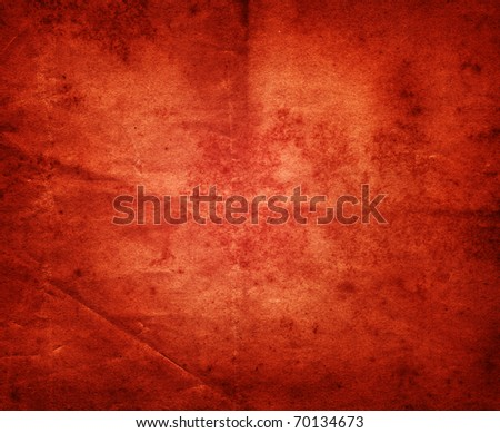 red vintage background - stock photo