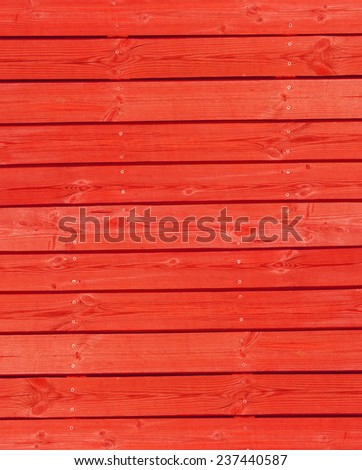 red wood texture  - stock photo