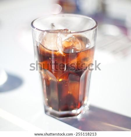 refresh drink  - stock photo
