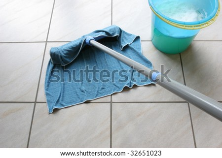 Regular cleaning is essential. - stock photo