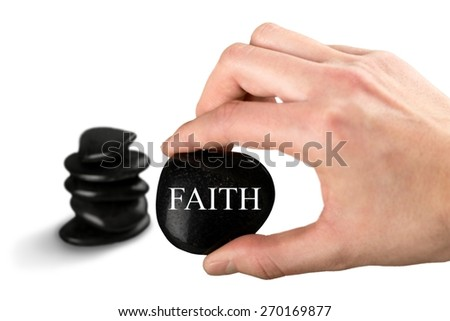 Religion, ministry, Life. - stock photo