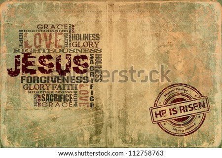 Religious Background - stock photo