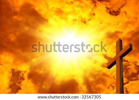 Religious photo - stock photo