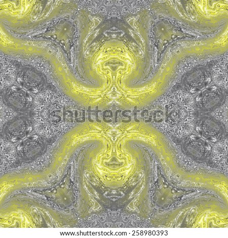 Repeating abstract artistic colorful pattern for design - stock photo