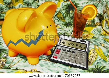 Retirement planning - stock photo