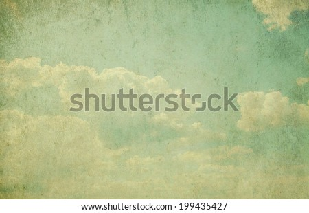 Retro Background - stock photo