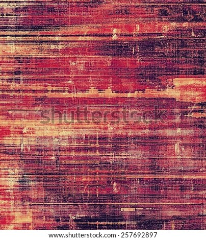 Retro background with grunge texture. With different color patterns: yellow (beige); purple (violet); red (orange); pink - stock photo