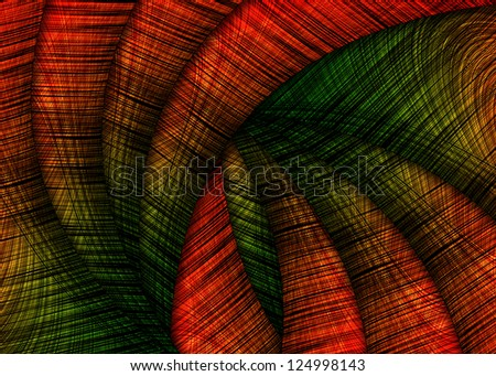 Retro grunge paper texture abstract background beams - stock photo