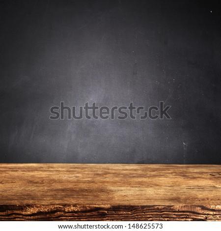retro school time  - stock photo