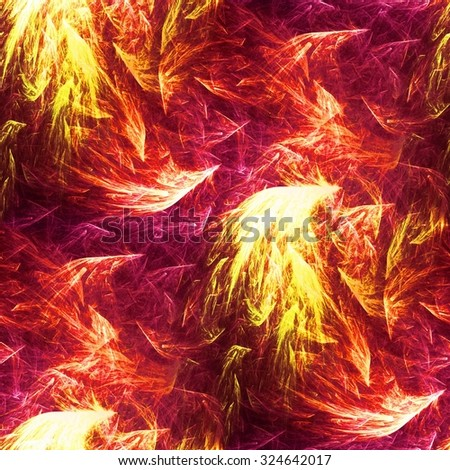 Retro vintage colorful tropical background  - stock photo