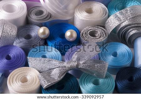 Ribbons - stock photo