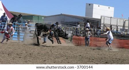 Ride Over - stock photo