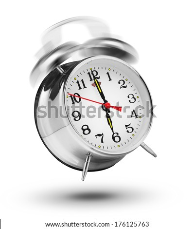 Alarm Clock Ringing Stock Photos, Images, & Pictures ...